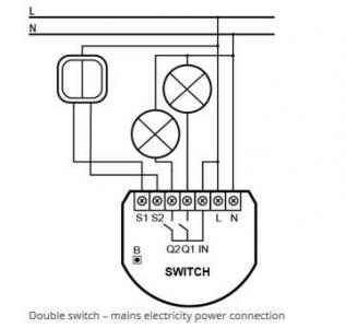 Relay Switch  FGS-224